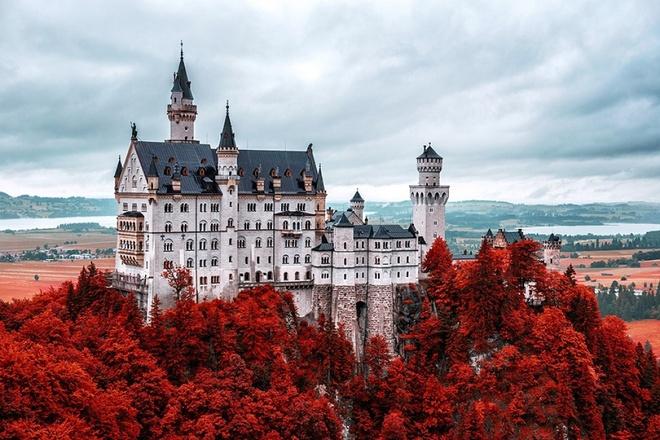 Những lâu đài đẹp nhất thế giới - 3