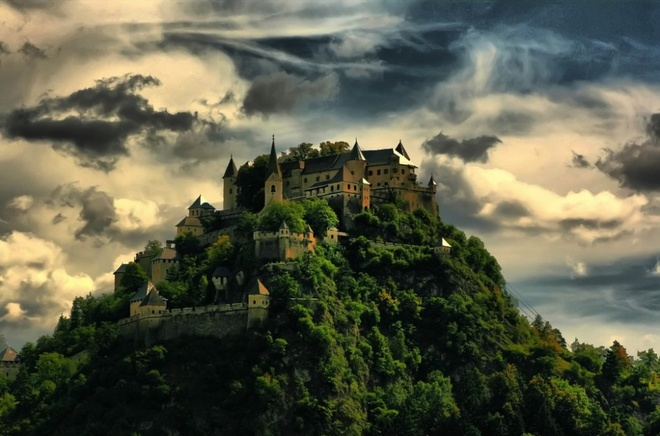Những lâu đài đẹp nhất thế giới - 5