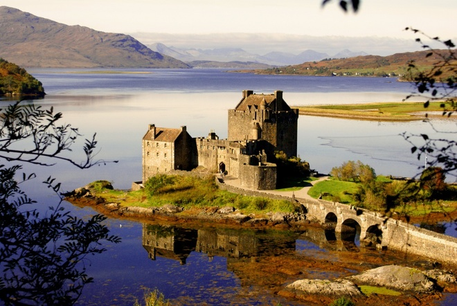 Những lâu đài đẹp nhất thế giới - 7