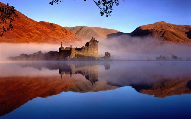 Những lâu đài đẹp nhất thế giới - 8
