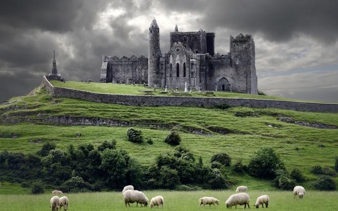 Những lâu đài đẹp nhất thế giới - 9