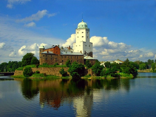 Những lâu đài đẹp nhất thế giới - 10
