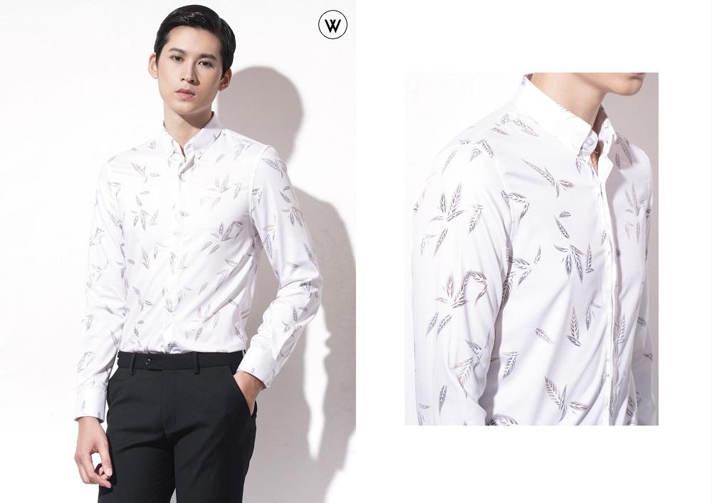 Overate shirt campaign bộ sưu tập sơ mi của liberty wings - 6