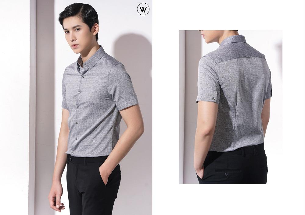 Overate shirt campaign bộ sưu tập sơ mi của liberty wings - 13