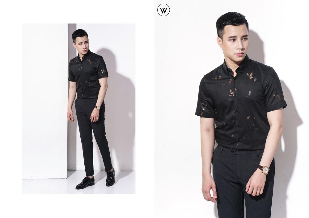 Overate shirt campaign bộ sưu tập sơ mi của liberty wings - 21