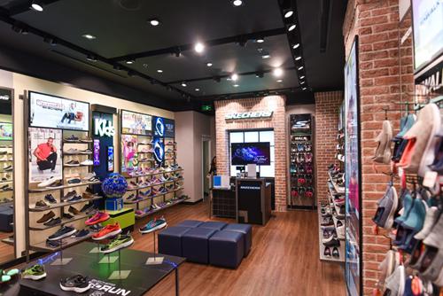 skechers khai trương cửa hàng mới tại tp hcm - 1