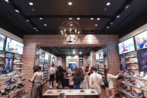 skechers khai trương cửa hàng mới tại tp hcm - 8