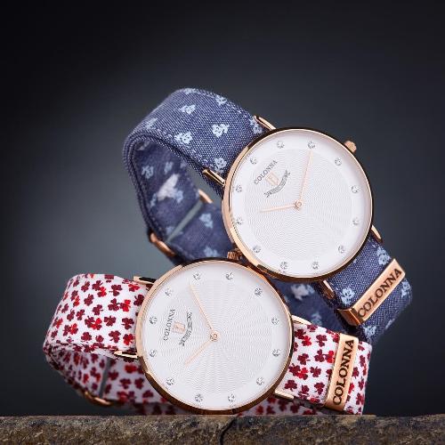 tinh hoa thời trang italy trong chiếc đồng hồ colonna - 1