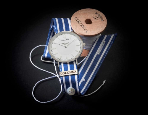 tinh hoa thời trang italy trong chiếc đồng hồ colonna - 3