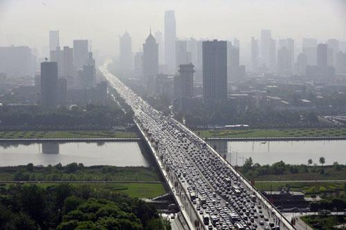 trung quốc vượt ngưỡng 250 triệu ôtô - 1