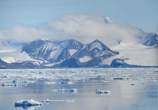 Vẻ đẹp ngoạn mục của thiên nhiên nam cực - 11