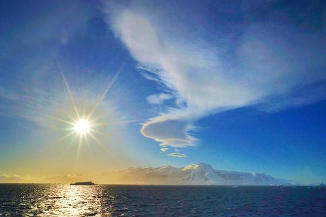 Vẻ đẹp ngoạn mục của thiên nhiên nam cực - 12