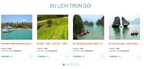 Việt nam lần đầu có hội chợ du lịch trực tuyến - 1