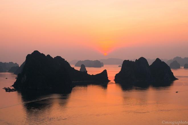 Vịnh hạ long - bối cảnh phim kong skull island nhìn từ trên cao - 1