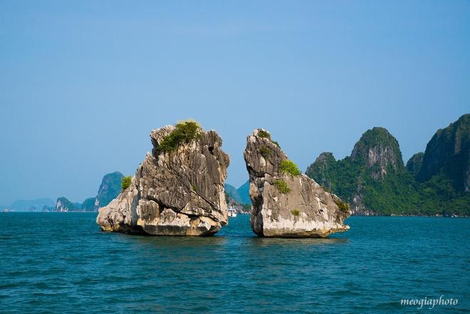 Vịnh hạ long - bối cảnh phim kong skull island nhìn từ trên cao - 4