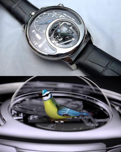 bên trong đồng hồ chim hót 11 tỷ đồng của jaquet droz - 1