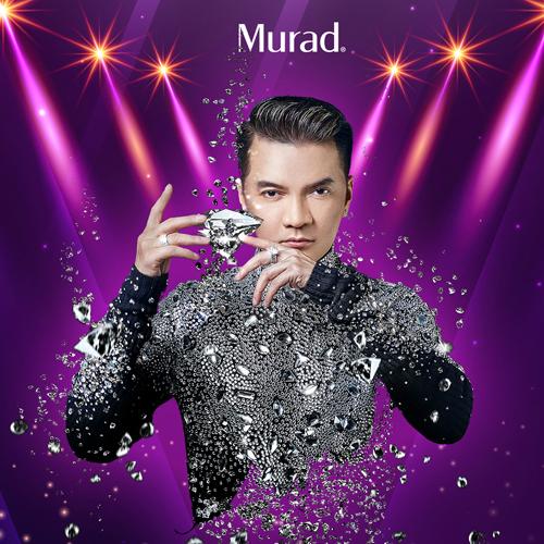 đàm vĩnh hưng tham gia đại hội làm đẹp quốc tế của murad - 1