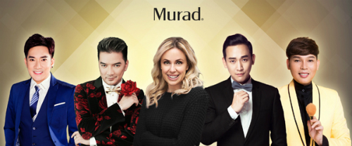 đàm vĩnh hưng tham gia đại hội làm đẹp quốc tế của murad - 3