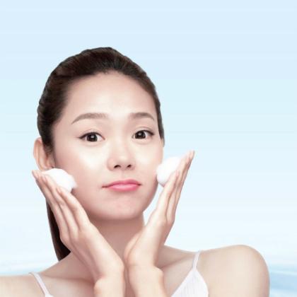 rửa mặt sạch - bước khởi đầu cho làn da trong mướt - 1