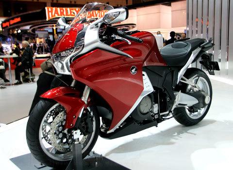 bộ sưu tập xe máy honda tại tokyo motor show 2009 - 4