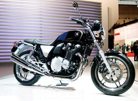 bộ sưu tập xe máy honda tại tokyo motor show 2009 - 5