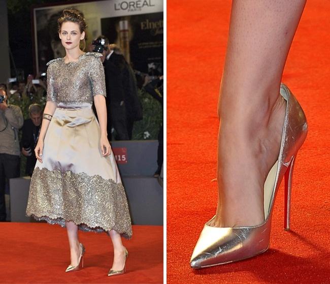 Bí mật bất ngờ đằng sau thói quen đi giày quá rộng của các người đẹp hollywood - 1