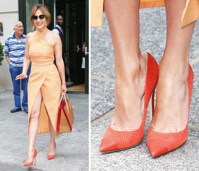Bí mật bất ngờ đằng sau thói quen đi giày quá rộng của các người đẹp hollywood - 5