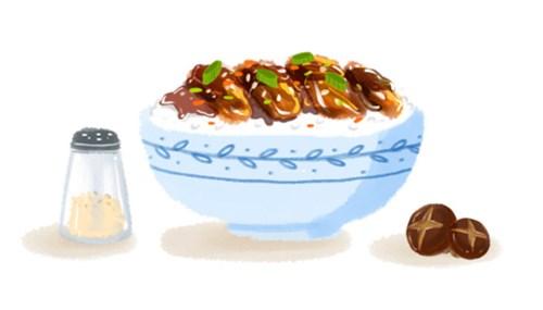 Bộ tranh hé mở những điều kỳ diệu về ẩm thực nhật bản - 6