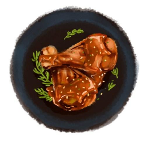 Bộ tranh hé mở những điều kỳ diệu về ẩm thực nhật bản - 7