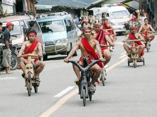cuộc đua scooter gỗ - 2