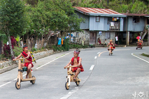 cuộc đua scooter gỗ - 5