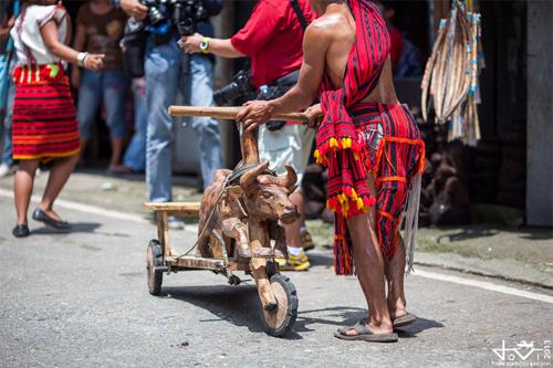 cuộc đua scooter gỗ - 8
