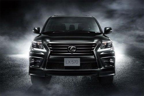 lexus lx570 supercharger - 1
