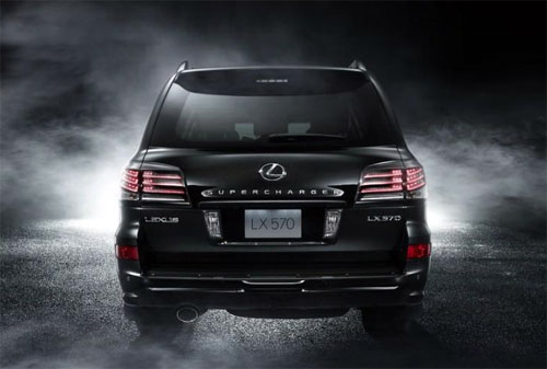 lexus lx570 supercharger - 3