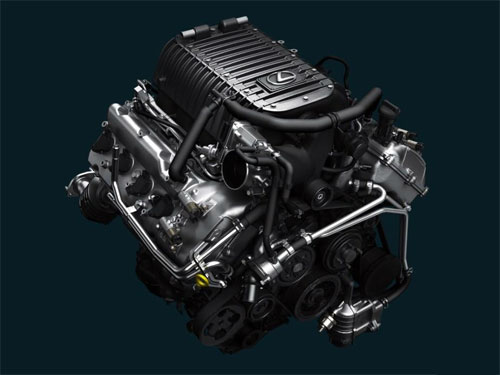 lexus lx570 supercharger - 7
