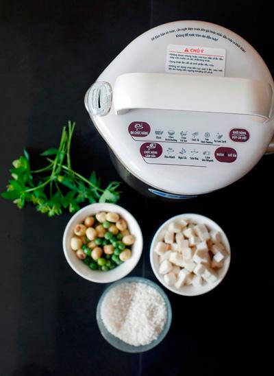 Mẹo làm sữa ngũ cốc ngon từ máy làm sữa đậu nành đa năng - 2
