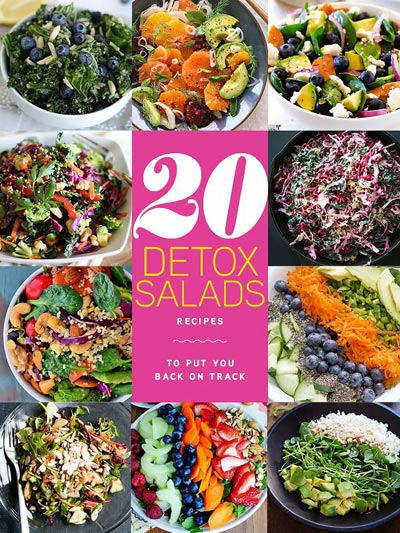 Ngon khó cưỡng với 6 món salad thanh lọc cơ thể - 1