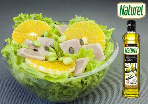 Ngon khó cưỡng với 6 món salad thanh lọc cơ thể - 7