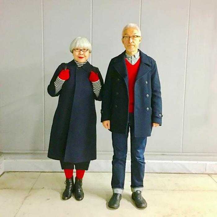 Phục sát đất với cặp vợ chồng già ngày nào cũng mặc đồ đôi suốt 37 năm - 2