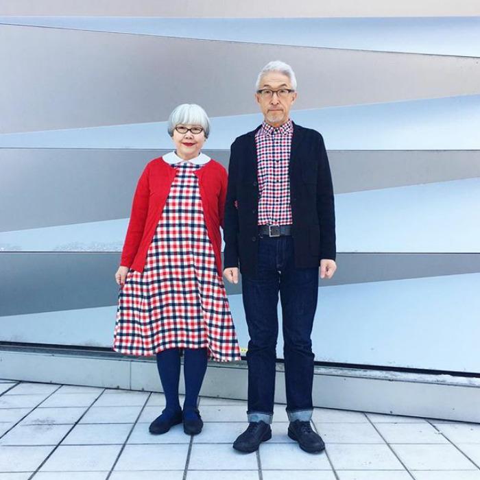 Phục sát đất với cặp vợ chồng già ngày nào cũng mặc đồ đôi suốt 37 năm - 4