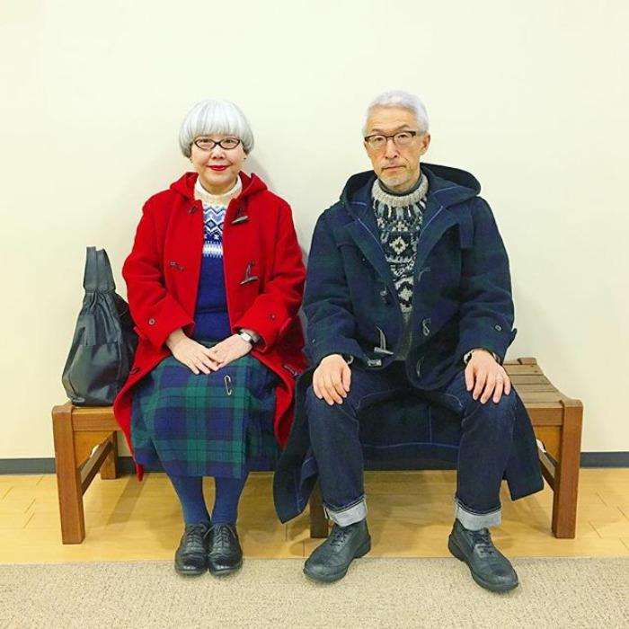 Phục sát đất với cặp vợ chồng già ngày nào cũng mặc đồ đôi suốt 37 năm - 9