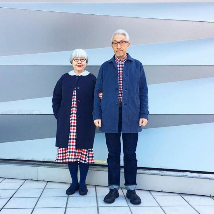 Phục sát đất với cặp vợ chồng già ngày nào cũng mặc đồ đôi suốt 37 năm - 10