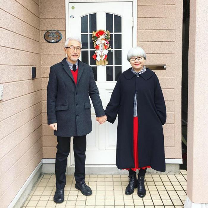 Phục sát đất với cặp vợ chồng già ngày nào cũng mặc đồ đôi suốt 37 năm - 11