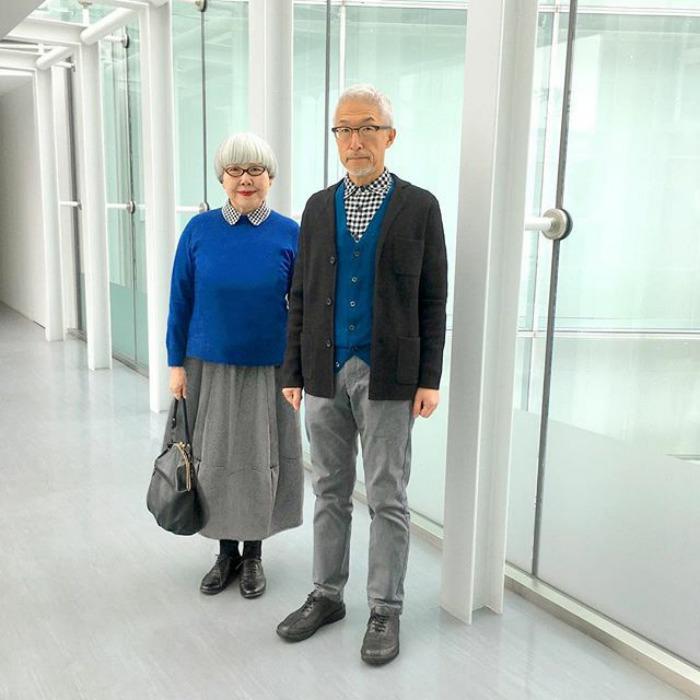Phục sát đất với cặp vợ chồng già ngày nào cũng mặc đồ đôi suốt 37 năm - 12