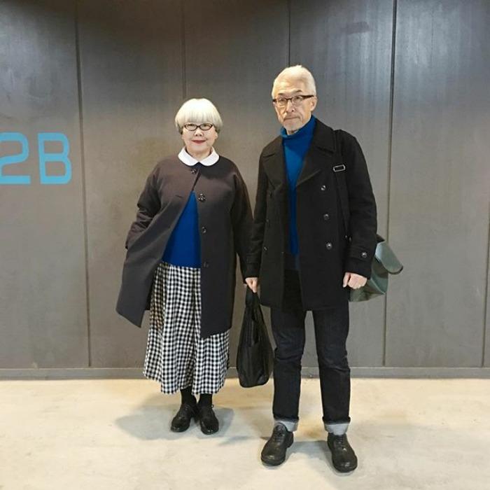 Phục sát đất với cặp vợ chồng già ngày nào cũng mặc đồ đôi suốt 37 năm - 13