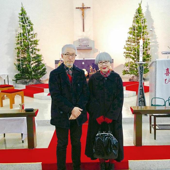 Phục sát đất với cặp vợ chồng già ngày nào cũng mặc đồ đôi suốt 37 năm - 14