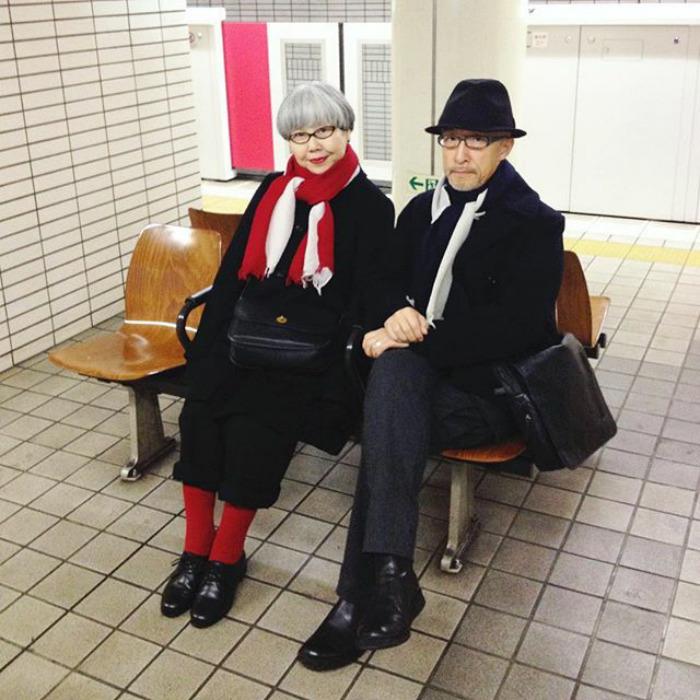 Phục sát đất với cặp vợ chồng già ngày nào cũng mặc đồ đôi suốt 37 năm - 15