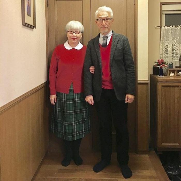 Phục sát đất với cặp vợ chồng già ngày nào cũng mặc đồ đôi suốt 37 năm - 16