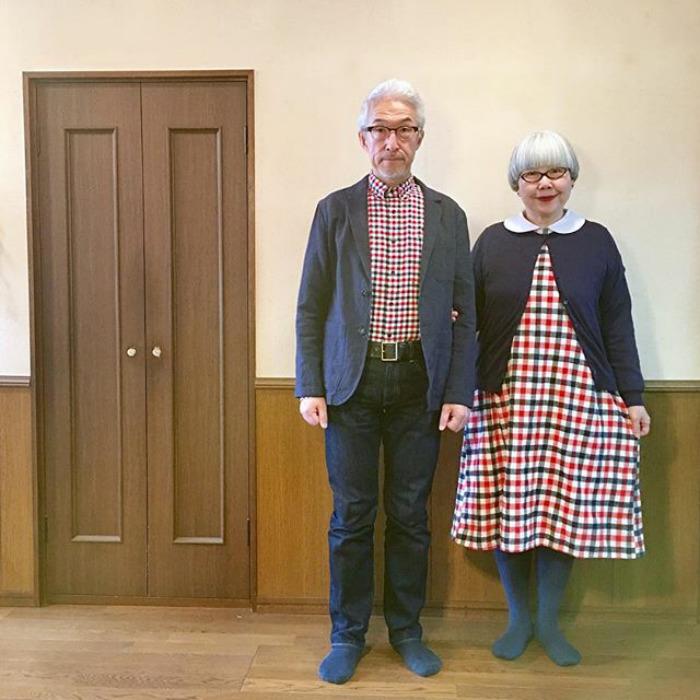 Phục sát đất với cặp vợ chồng già ngày nào cũng mặc đồ đôi suốt 37 năm - 17
