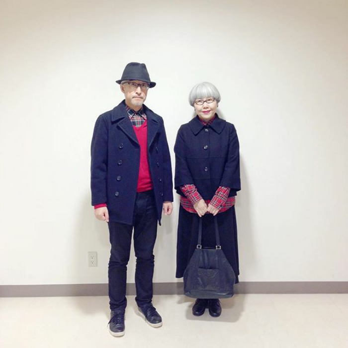 Phục sát đất với cặp vợ chồng già ngày nào cũng mặc đồ đôi suốt 37 năm - 18